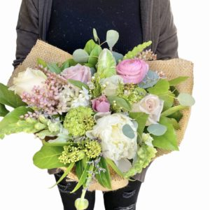 Showoff Soft Floral Bouquet