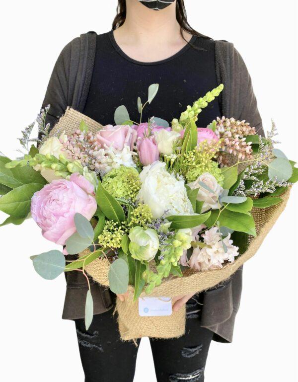 Showstopper Soft Floral Bouquet