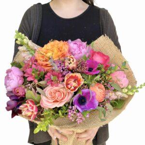 Showstopper Vibrant Floral Bouquet
