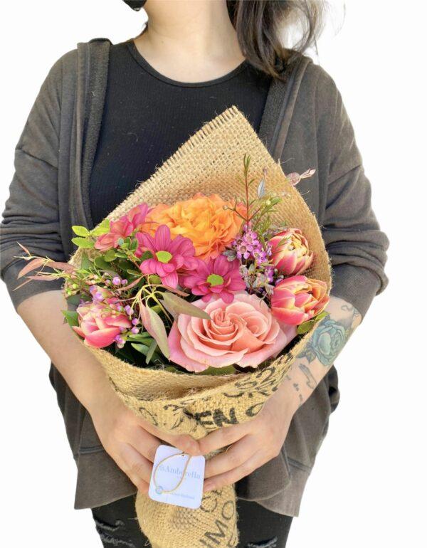 Charmer Vibrant Floral Bouquet