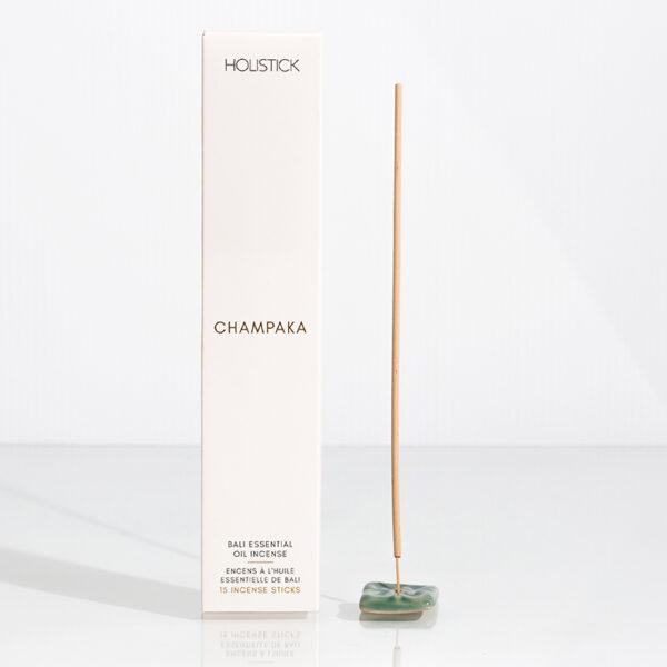 Holistick Champaka Essential Oil Incense
