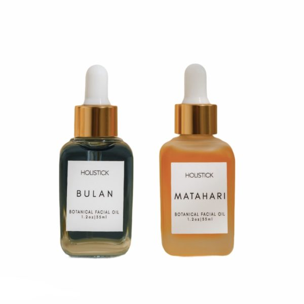 Holistick Mini Facial Oils Duo Set