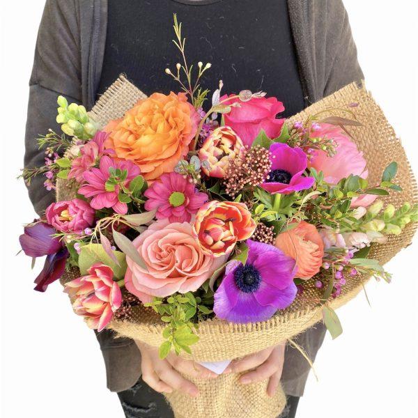 Showoff Vibrant Floral Bouquet
