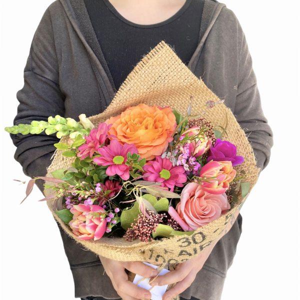 Cutie Vibrant Floral Bouquet